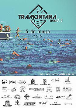 Travesia Tramontana Swim Cala Deia-Puerto Soller 2019