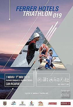 VI Triatlón Olimpico Ferrer Hotels 2019