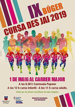 IX Cursa es Jai de Búger 2019