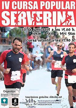 IV Cursa Popular Serverina 2019
