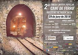 II Cursa Camí de Ferro 2019
