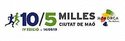 10/5 Millas Ciutat de Maó 2019