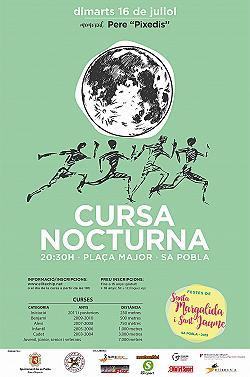 Cursa Popular Nocturna - Memorial Pere Pixedis 2019
