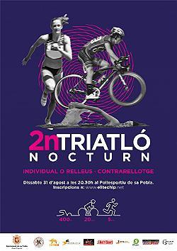2n Triatló Nocturn - Contrarellotge 2019