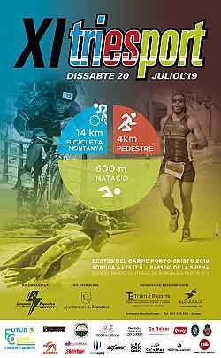 XI Triesport Porto Cristo 2019