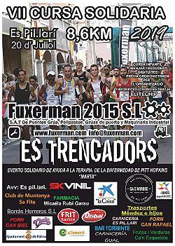VII Cursa Solidaria Es Trencadors d'es Pil.lari 2019