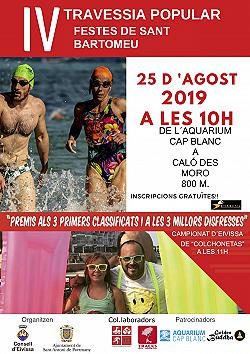 IV Travessia Popular Sant Bartomeu 2019