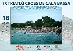 IX Triatlón Cross de Cala Bassa 2019