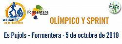 VII Triatló Olímpic de Formentera 2019