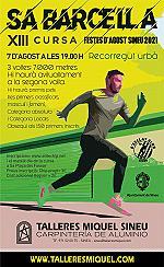 XIII Cursa de sa Barcella - Sineu 2021