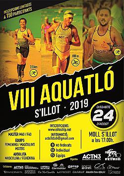 VIII Aquatló de S'Illot 2019