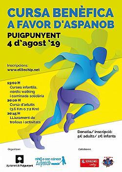 8a Cursa Solidaria Correr per Aspanob 2019