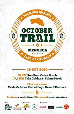 October Trail Menorca 2019