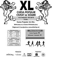 XL Cursa Popular Ciutat de Soller 2019