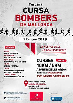 III Cursa Bombers de Mallorca 2019