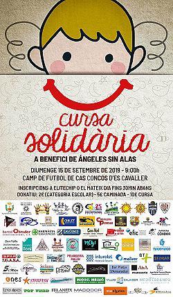 II Cursa Solidária Sant Nicolau 2019