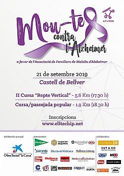 II Carrera contra el Alzheimer- Reto Vertical 2019