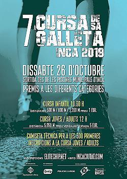VII Cursa de Sa Galleta - Inca 2019