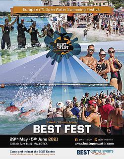 BEST Fest - The Open Water Swim Festival 2021
