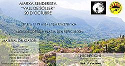 Marxa Senderista Vall De Soller 2019