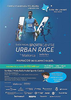 IV Rafa Nadal Sports Centre Urban Race 2019