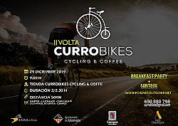 II Volta CurroBikes Cycling & Coffe 2019