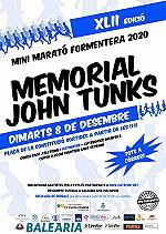 XLII MINI MARATO - MEMORIAL JOHN TUNKS 2020