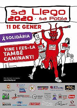 Sa Llego - Sa Llego Caminada Solidaria 2020
