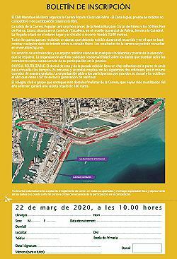 XIX Cursa Popular Ciutat de Palma El Corte Inglés 2020