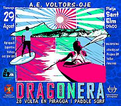 28a Volta a Sa Dragonera en Piragua i Paddle Surf 2021