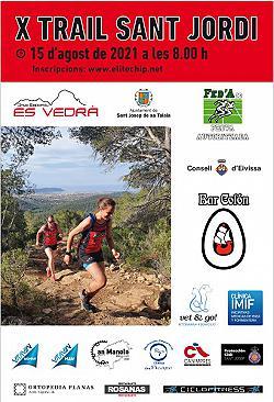 X Trail de Sant Jordi 2021