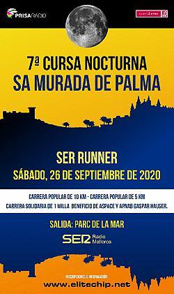 7º Cursa Nocturna Sa Murada Ser Runner 2020