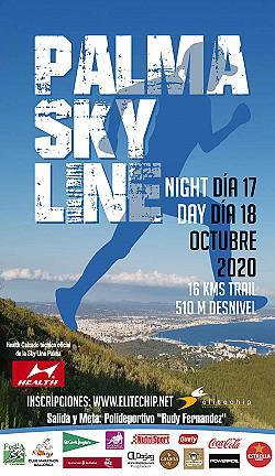 I Trail Running Palma Sky Line - DAY 2020