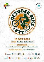 I October Bike Menorca 2021