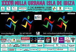 XXXVI Milla Urbana Isla de Ibiza 2020