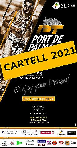 PSA Retail Port de Palma Triathlon Mallorca 2021