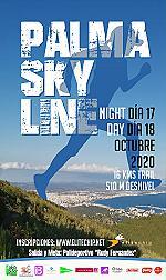 I Trail Running Palma Sky Line - NIGTH 2020