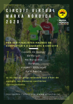 Circuit Virtual de Marxa Nordica 2020