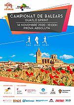 Campionat de Balears de Duatló - Sineu 2020