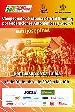 Campeonato de España de TrailRunning-Federaciones 2020