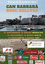 I Trail Can Barbarà - Bosc de Bellver - MORNING 2020