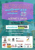 Ultraman Mallorca Non Stop Solidari 2021
