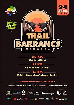 I Trail des Barrancs 2021