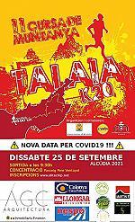XI Trail Talaia K20 2021