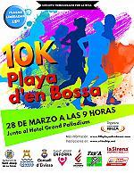 10k Playa d'en Bossa 2021