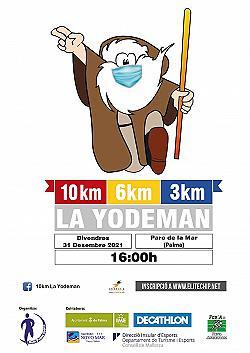 10km La Yodeman 2020 2021