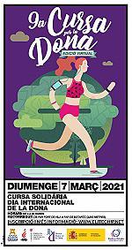 IX Cursa per la Dona Ibiza 2021