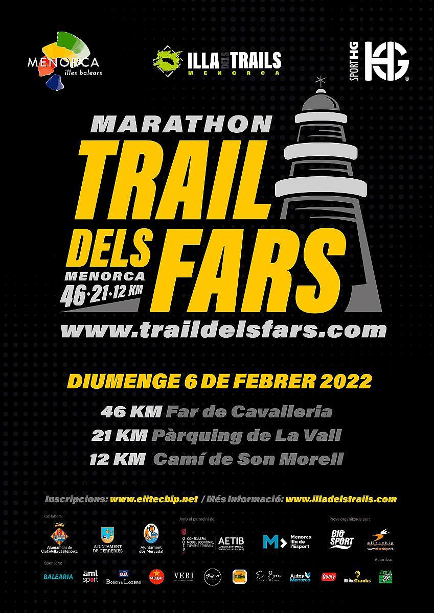 Detalle de la Competición - VIII Trail dels Fars 2021 - Detalle Competición  - Elitechip