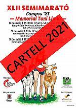 XLII Semi-Marató Fira de Maig 2021