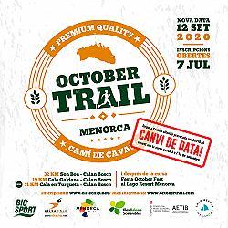 II October Trail Menorca 2020
